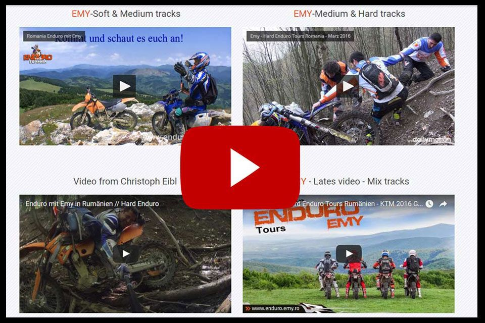 Video Galery Enduro Romania at Emy